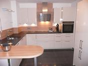 kuechen und esszimmer. Black Bedroom Furniture Sets. Home Design Ideas